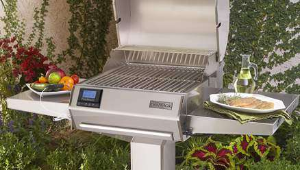 Choice, Legacy and Electric Grill
