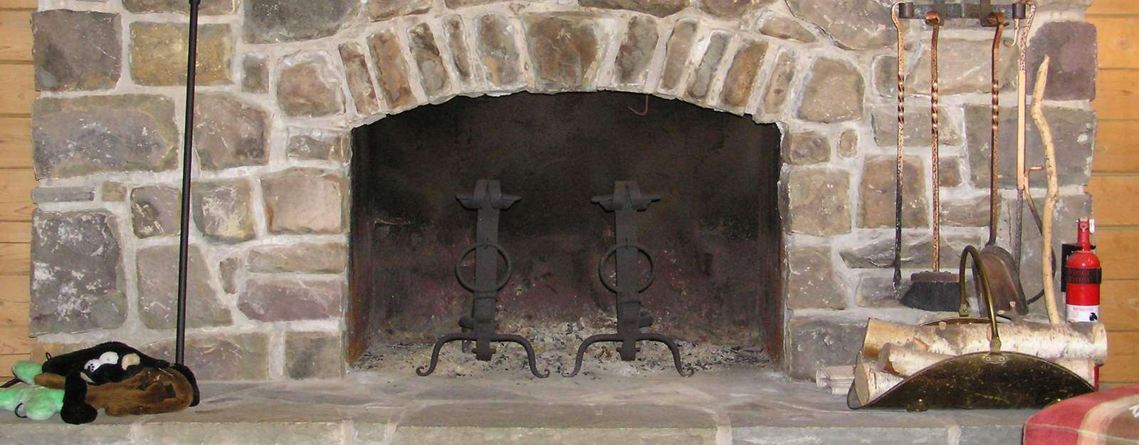 Arched Fireplace Doors - Custom made to fit an arch shaped fireplace
