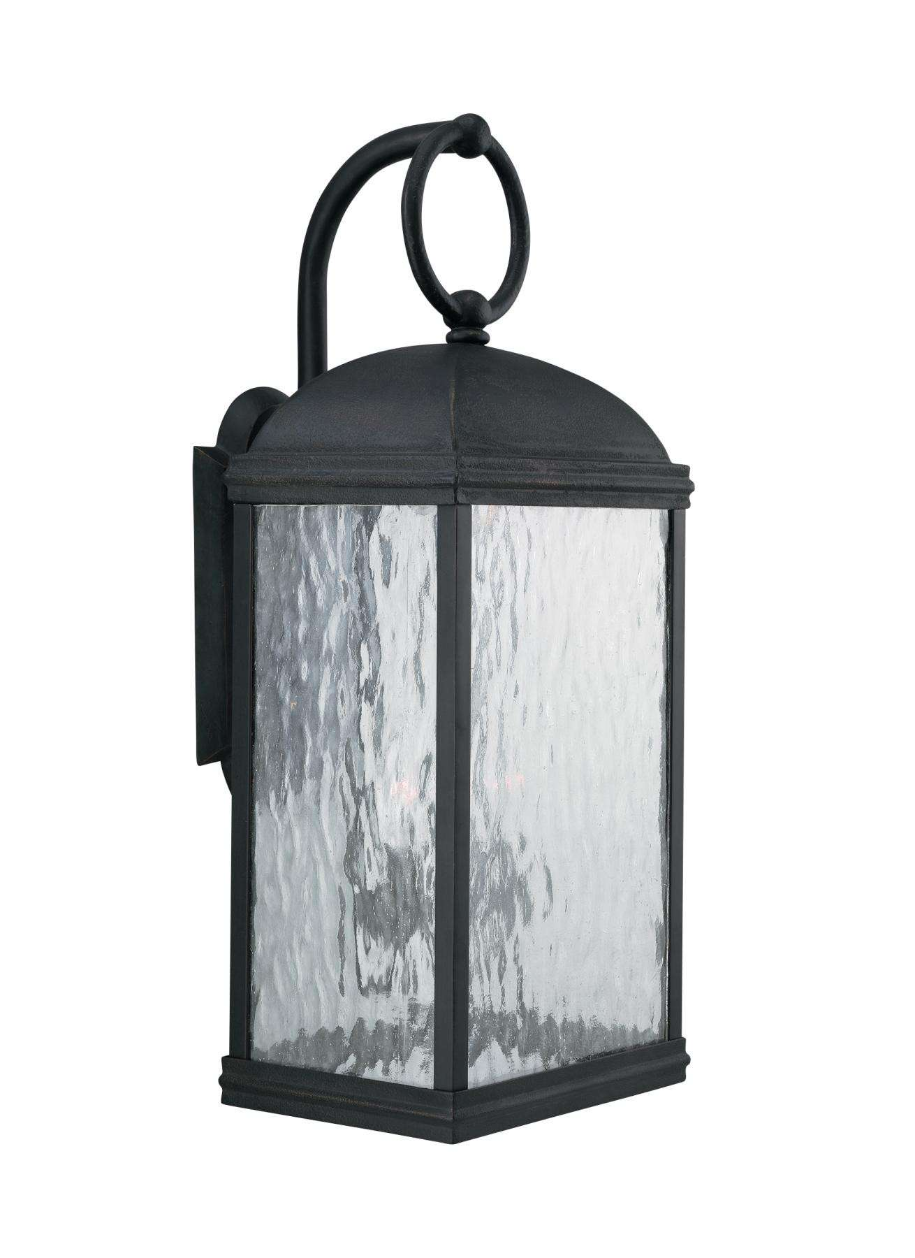 Seagull Lighting 88192 802 Two Light Branford Outdoor In