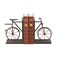 Sterling Furnishings 51-3857 Pair Bicycle Bookends