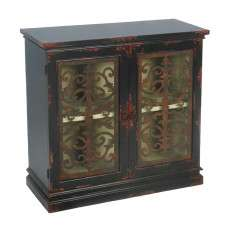 Sterling Furnishings 51-0145 Country Estate Cabinet