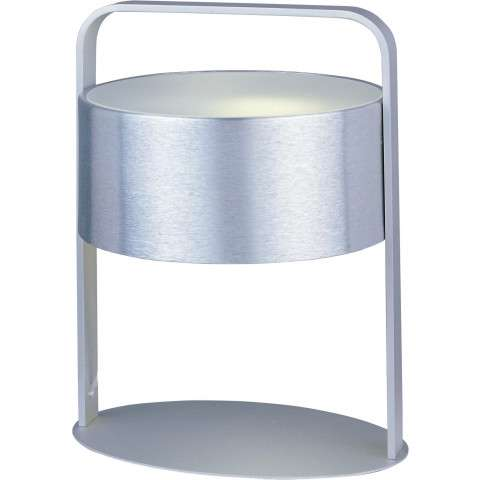 Percussion 1-Light Table Lamp in Polished Chrome