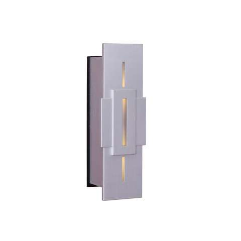 Teiber Touch Buttons Led Stacked Rectangles In Brushed Nickel
