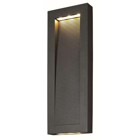Avenue LED Outdoor Wall Lantern in Architectural Bronze