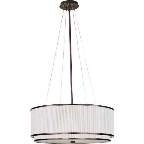 Elements 4-Light Pendant in Oil Rubbed Bronze
