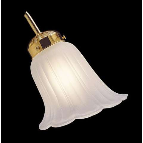 Minka Lavery Lighting M2103 2 1/4 Inch Fitter Glass Shade in Frosted Glass finish