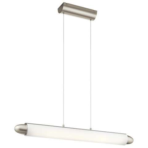 Ultrix LED Linear Pendant in NI - Brushed Nickel