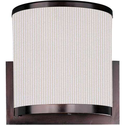 Elements 2-Light Wall Sconce in Oil Rubbed Bronze