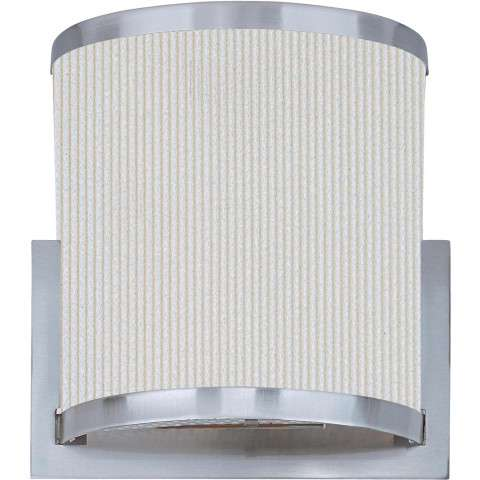 Elements 2-Light Wall Sconce in Satin Nickel