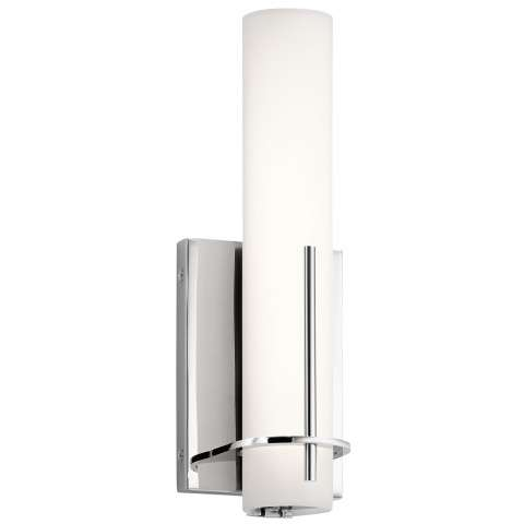 Traverso LED SCONCE in CH - Chrome