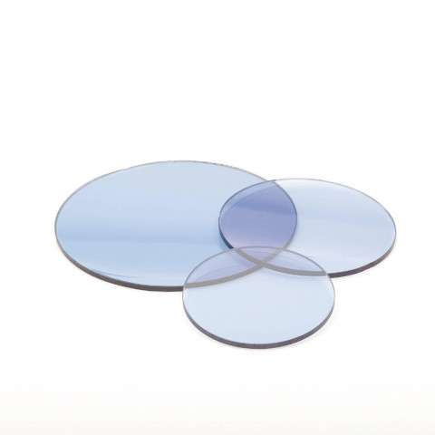 Kichler 15673BL Accessory Blue Lens in Blue.