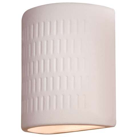 The Great Outdoors 1 Light Wall Sconce In Ceramic Finish