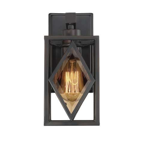 Putman 1 Light Sconce in English Bronze